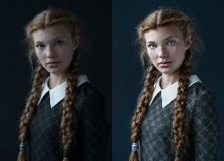 Top Skin Retouching Technique That Retains Skin Texture - How To Dodge & Burn