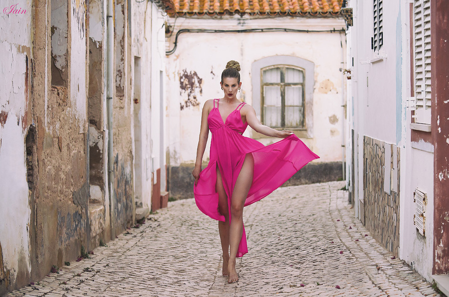 Salsa in Silves- the final dance. / Photography by IainT, Model Artemis Fauna, Post processing by SarahDPhotography, Stylist Artemisian Luxury Photographic Holidays / Uploaded 26th June 2017 @ 05:38 PM