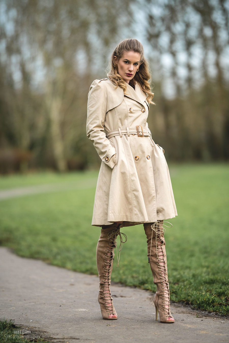 Countryside fashion in my beautiful and historic town