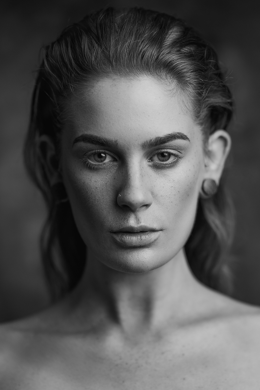Bare / Photography by Eyas, Model Artemis Fauna, Makeup by Artemis Fauna / Uploaded 2nd January 2019 @ 04:43 PM