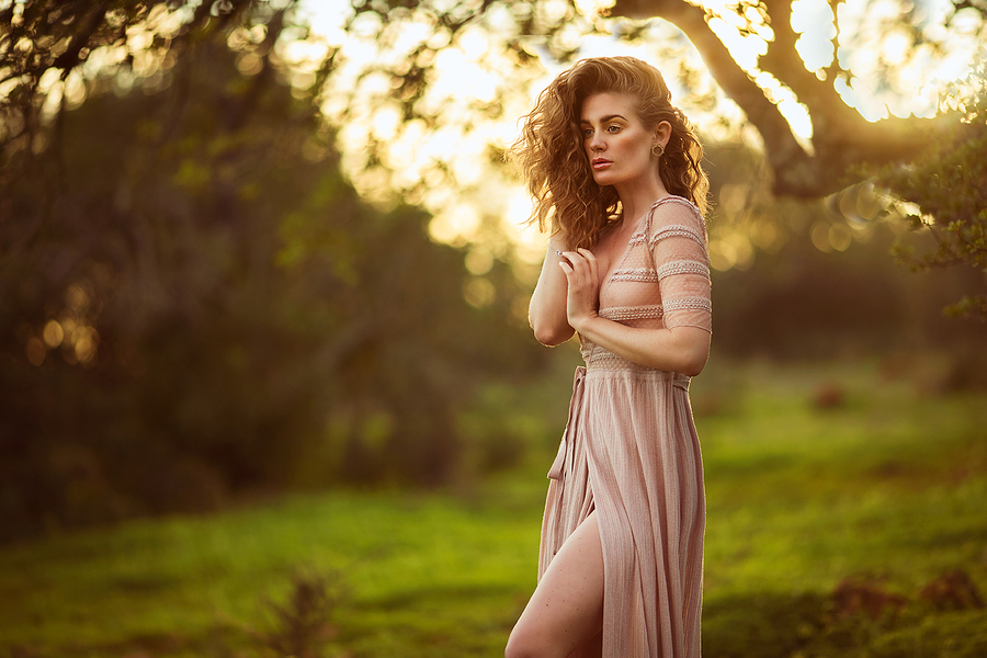 Sunset in Portugal / Photography by IainT, Model Artemis Fauna, Post processing by Artemis Fauna, Taken at Artemisian Luxury Photographic Holidays / Uploaded 13th January 2020 @ 08:55 PM