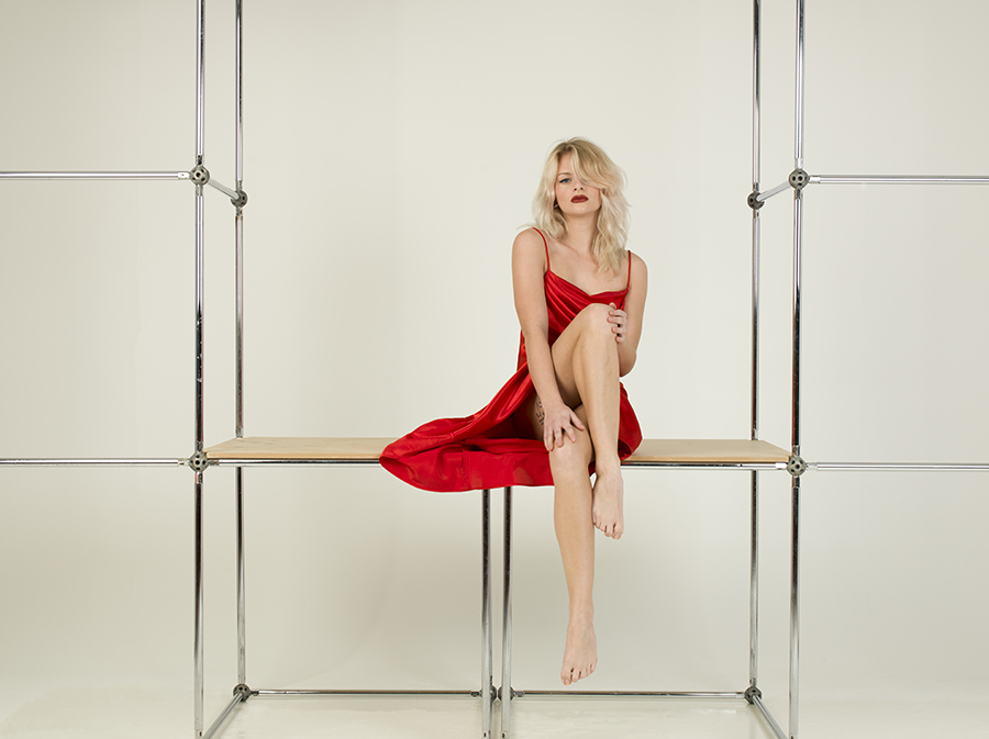 Laikia fashion scaffold / Photography by penfoldpc / Uploaded 11th September 2012 @ 03:14 PM