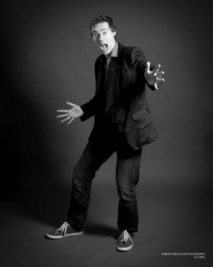 Jazz Hands / Photography by Keiran Bingle / Uploaded 17th August 2012 @ 12:00 PM