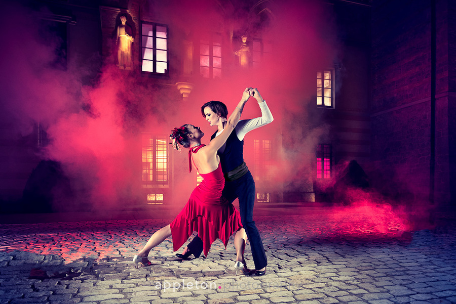 Tango at Castle Ceconi / Photography by Andrew Appleton, Model Stacey Mellin / Uploaded 29th September 2016 @ 09:46 PM