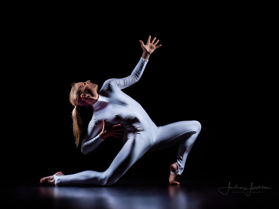 Mastering Dance Photography with Alexa Hilton / Photography by Andrew Appleton, Model Alexa Hilton, Taken at Saracen House Studio / Uploaded 23rd July 2019 @ 10:58 AM