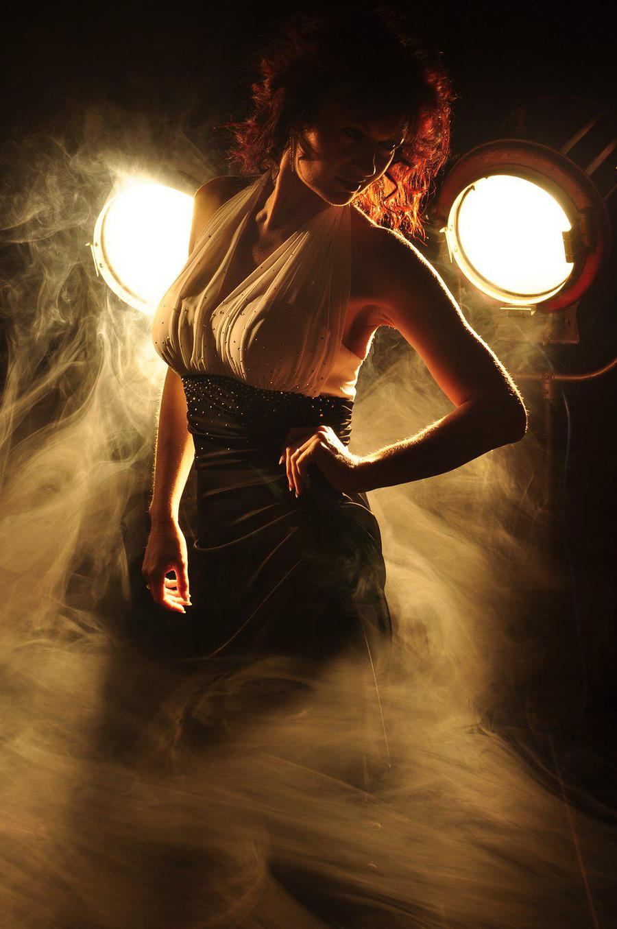 No Smoke Without Fire. / Photography by Russell T Hill, Model Alibrooks / Uploaded 27th June 2016 @ 08:17 PM