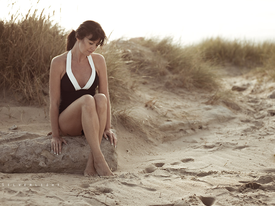 Stranger On The Shore / Photography by Silverlight, Model Alibrooks / Uploaded 15th July 2016 @ 01:50 PM