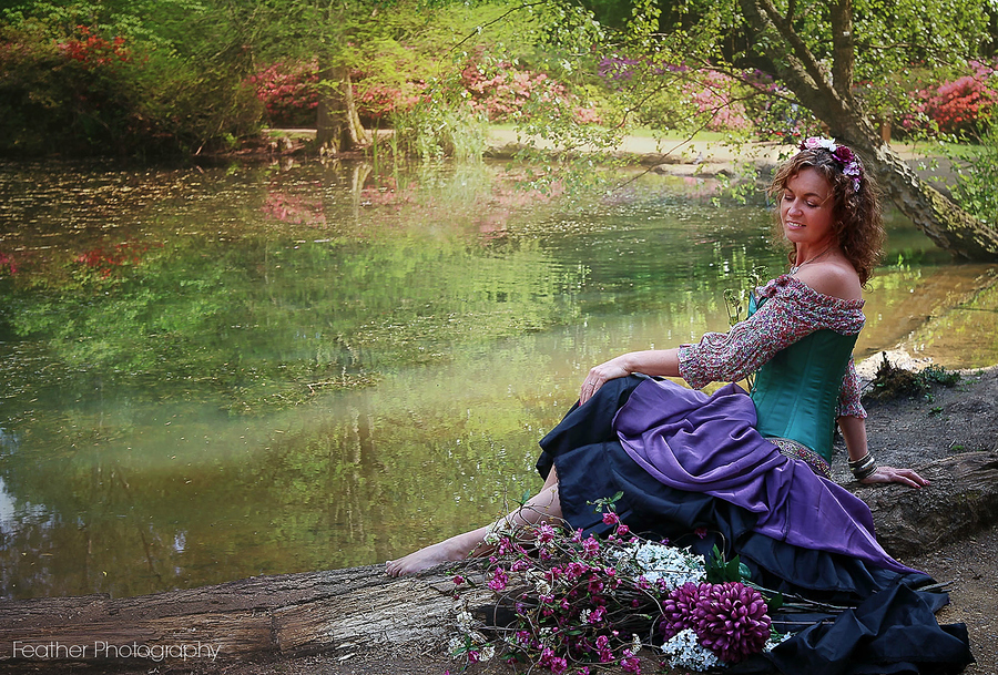 Tranquility / Model Alibrooks / Uploaded 14th May 2017 @ 11:36 AM