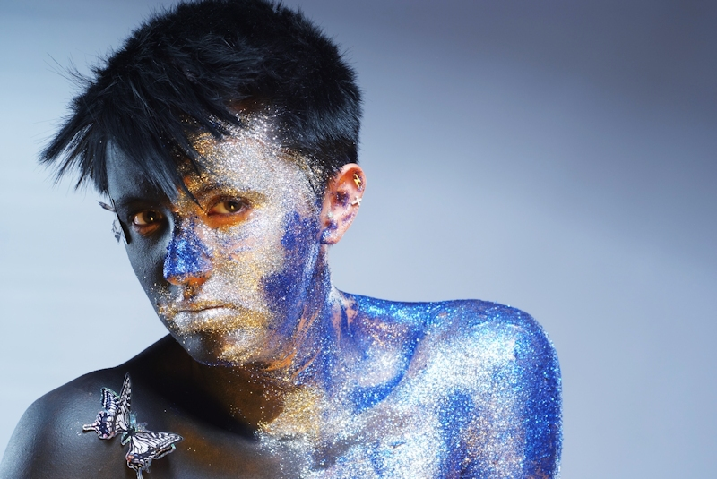 Bryony in Glitter / Photography by Expressionbox / Uploaded 24th April 2012 @ 04:17 AM