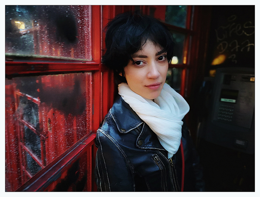 smug as a pixie in a phone booth / Photography by Gerard, Model Rebecca Tun, Stylist Rebecca Tun / Uploaded 19th March 2019 @ 11:37 PM