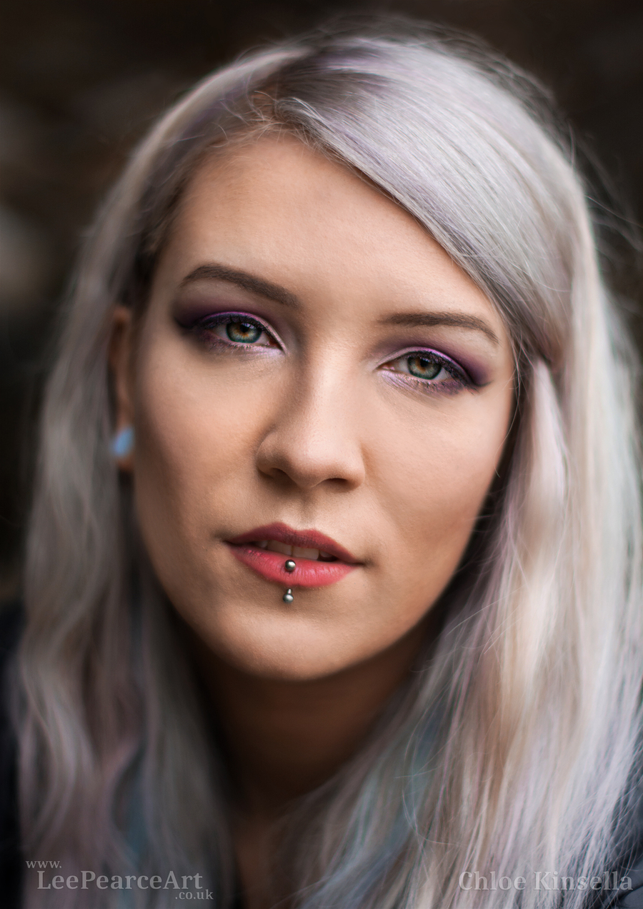 Chloe Kinsella / Photography by Lee Pearce Art, Model Chloe Kinsella, Makeup by Chloe Kinsella, Post processing by Lee Pearce Art / Uploaded 23rd June 2017 @ 02:02 PM