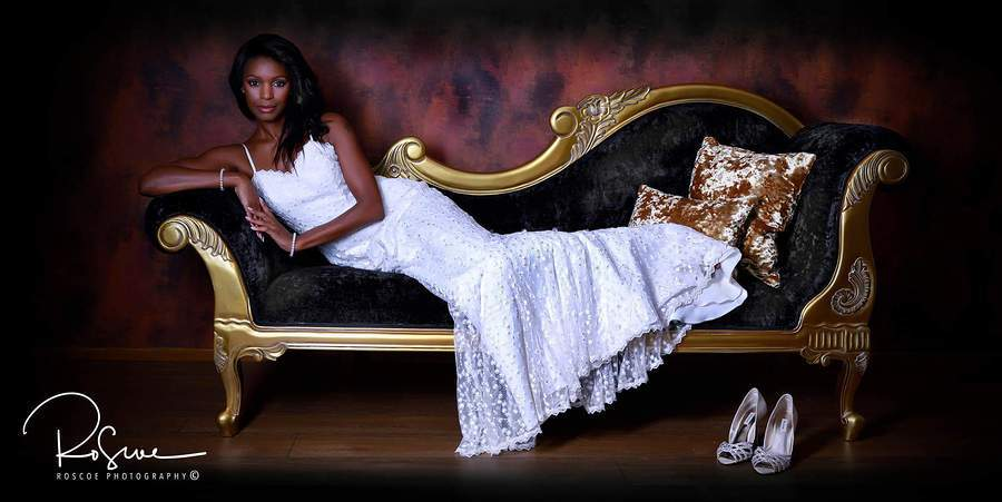 The Chaise Longue / Photography by Roscoe Photography, Taken at The Photo House Studio / Uploaded 6th July 2017 @ 11:09 PM