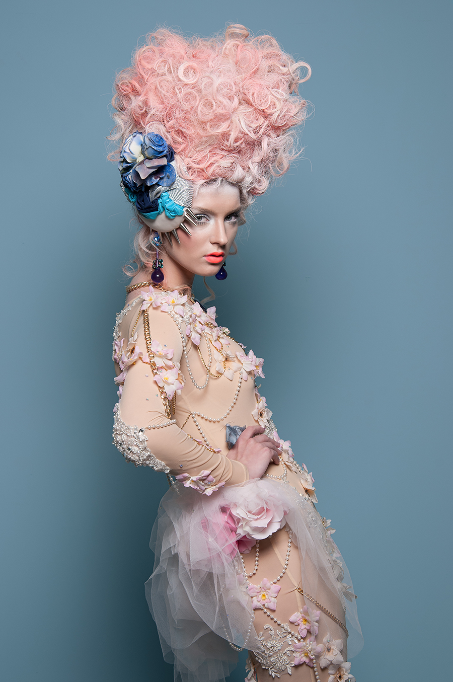 Modern Marie Antoinette / Photography by Paul Webb Photography / Uploaded 6th November 2015 @ 03:31 PM