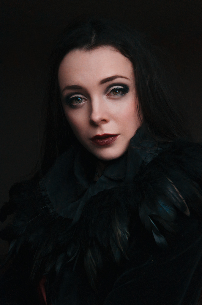 The Morrigan - shapeshifter to a Raven / Photography by Calandra, Model VictoriaLucie, Post processing by ZigZag Retouching / Uploaded 30th December 2019 @ 10:08 AM
