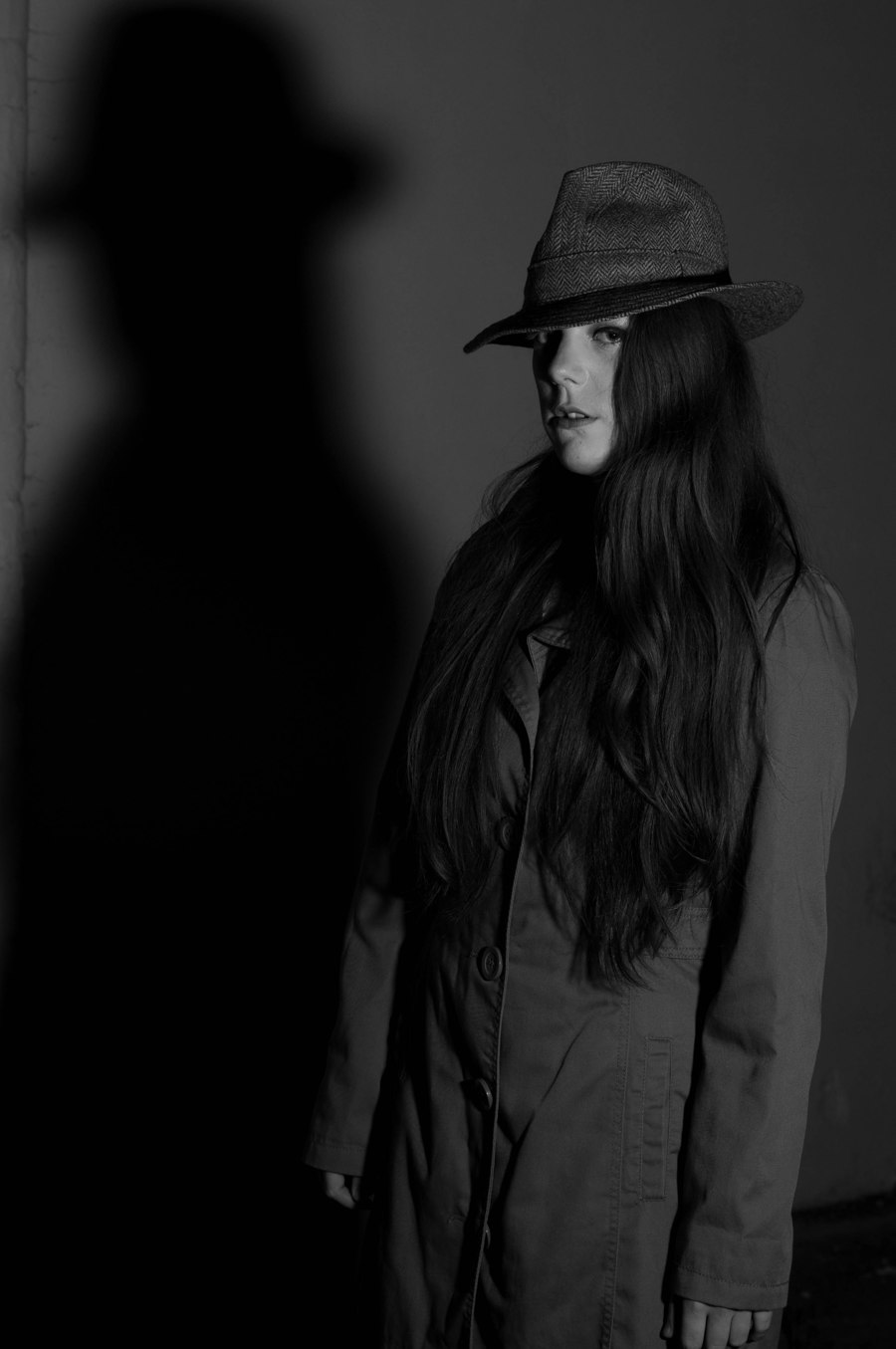 A Fim Noir night with Josie 2 / Photography by AndrewN / Uploaded 31st October 2016 @ 03:20 PM