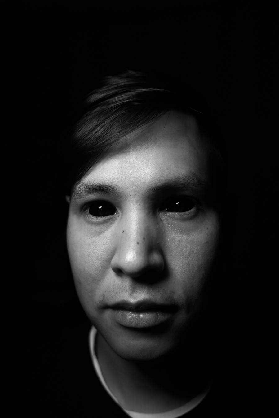 Darkness in those eyes / Photography by Mark Neal / Uploaded 30th October 2016 @ 01:23 PM