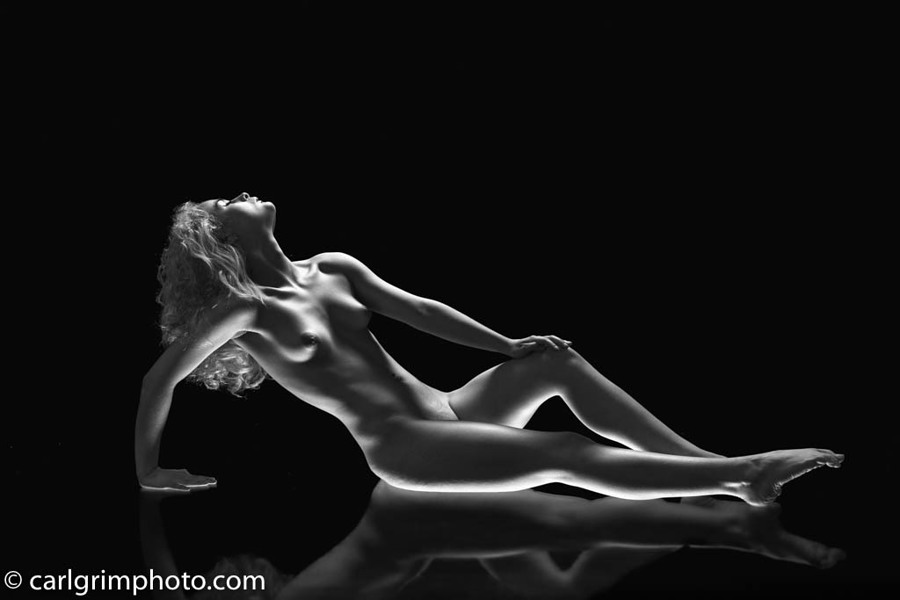 Art nude at it's finest form / Photography by Carl Grim, Model Kitty Dawson, Post processing by Carl Grim, Taken at Carl Grim / Uploaded 16th October 2017 @ 08:02 PM
