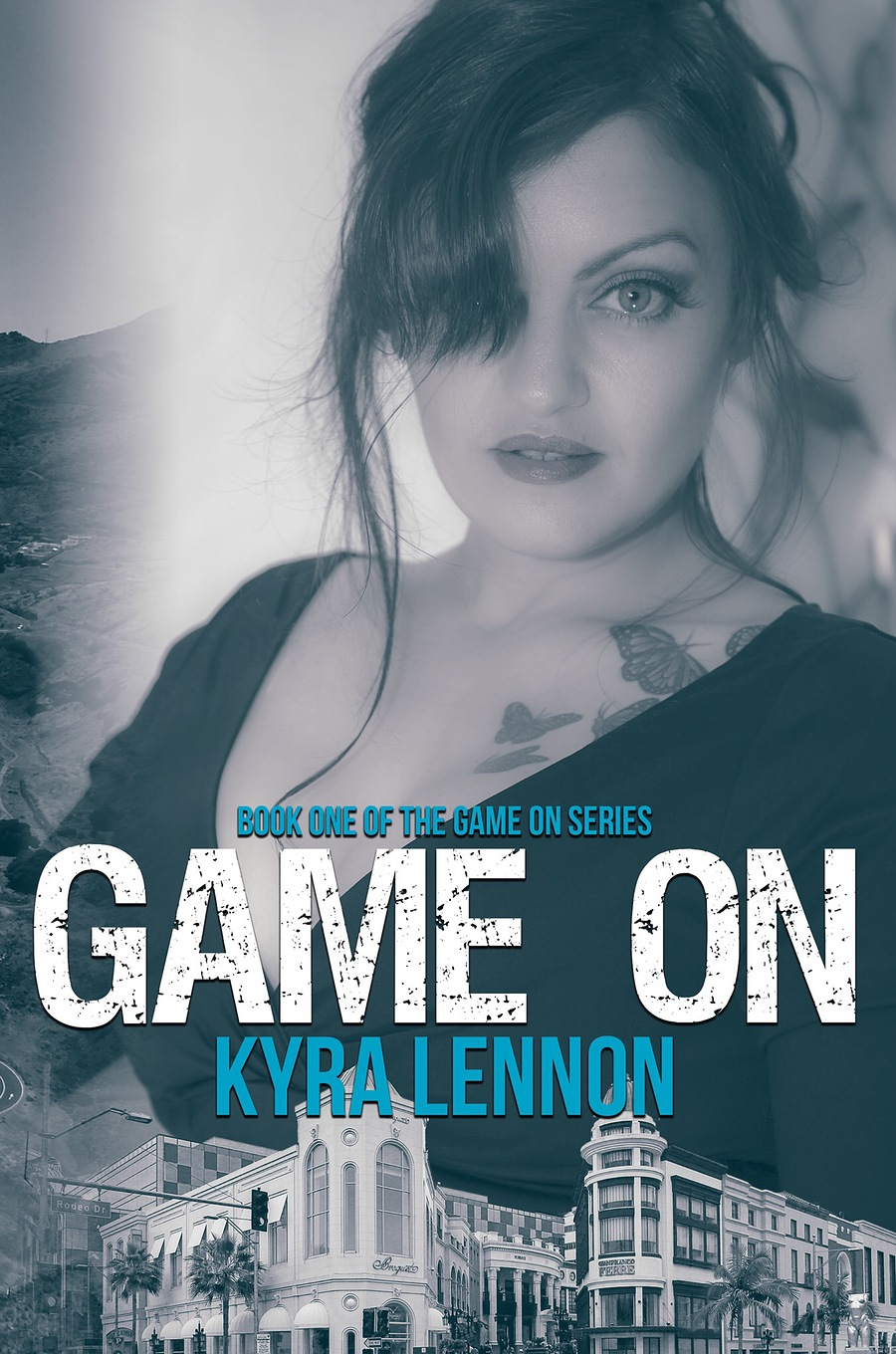 Book cover number 2! Game on / Model AutumnJones / Uploaded 27th April 2017 @ 08:12 PM