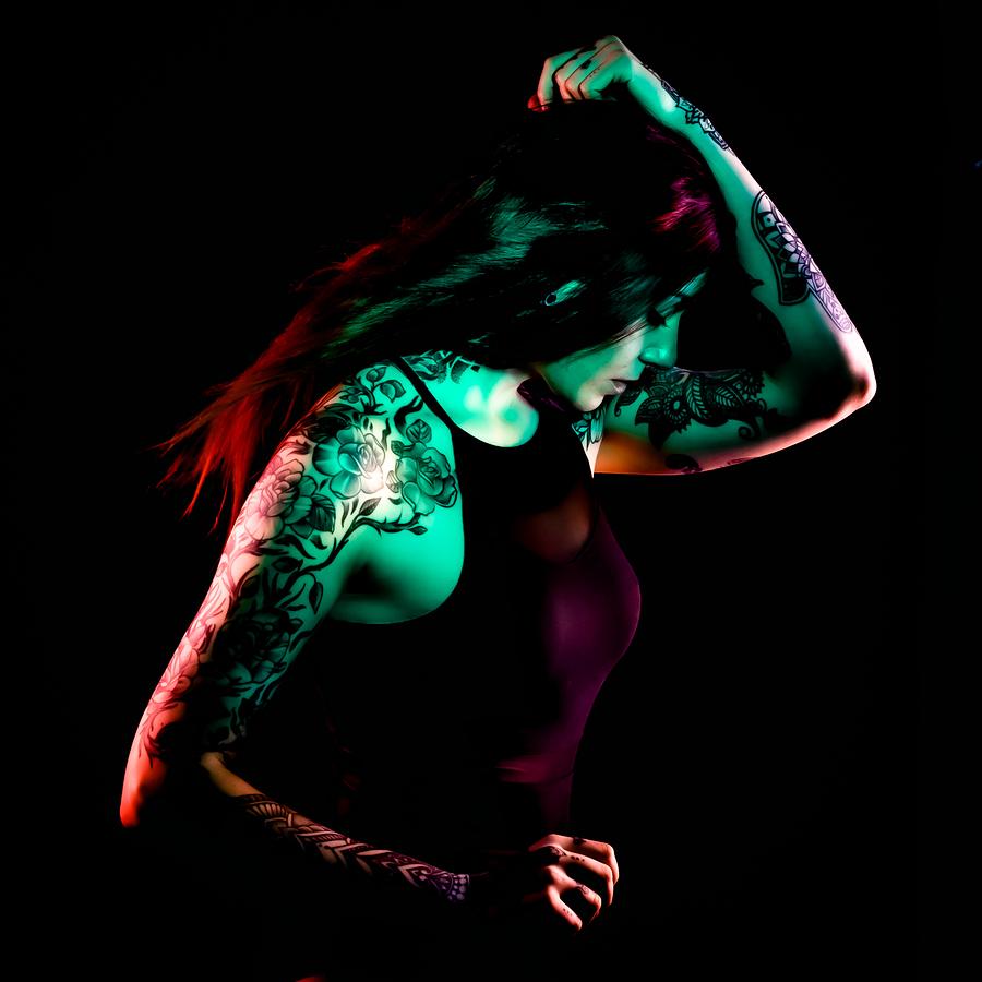 Darina / Photography by Vic Sharp, Model Dara Josephine, Taken at Vic Sharp / Uploaded 17th January 2020 @ 09:25 PM