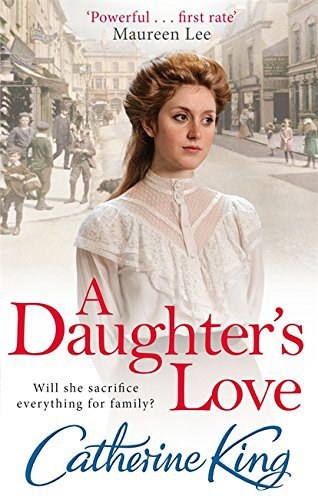'A Daughter's Love' Book Cover /  / Uploaded 13th August 2016 @ 11:04 PM