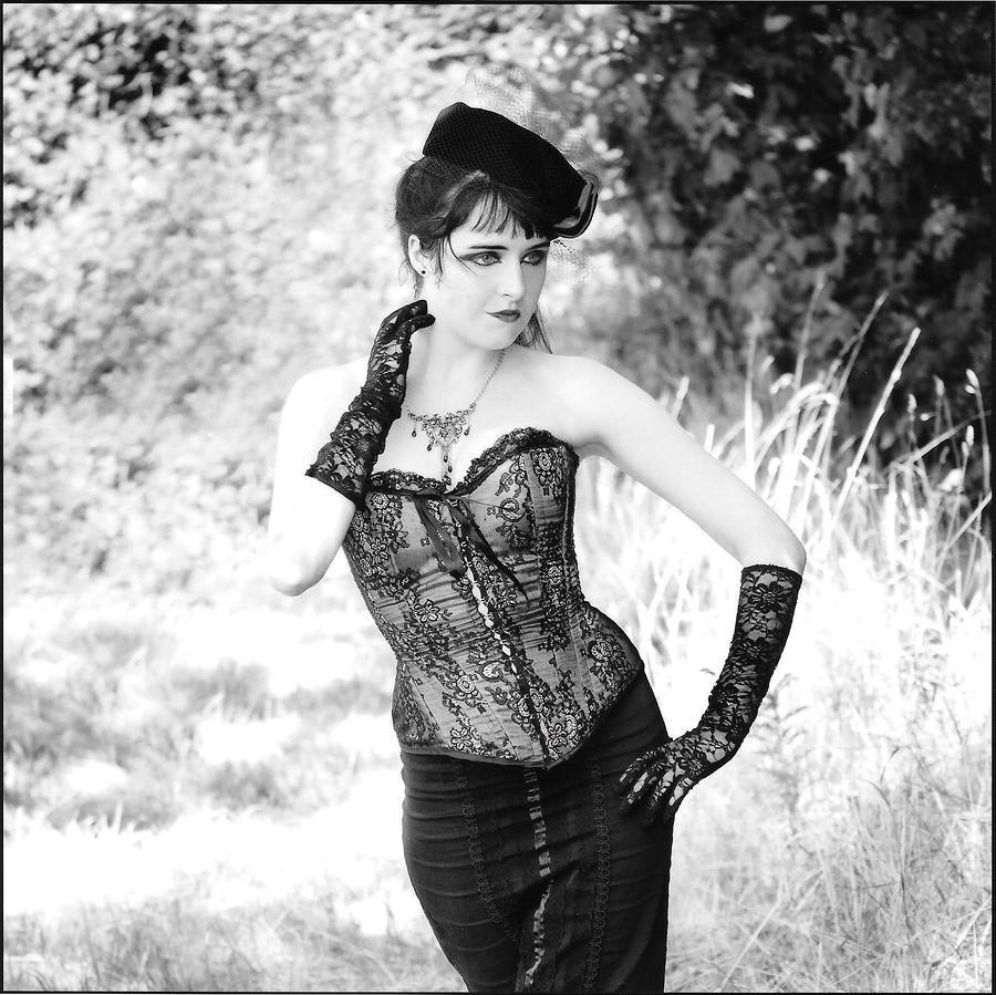 Vintage Glamour / Model Maretta Vergette, Makeup by Maretta Vergette / Uploaded 2nd September 2016 @ 07:42 PM