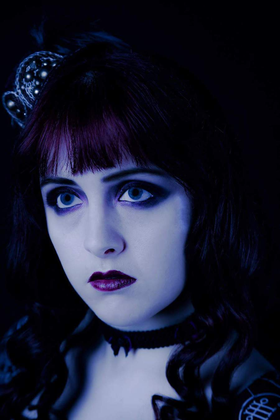 Gothic portrait / Model Maretta Vergette / Uploaded 20th April 2017 @ 04:03 PM