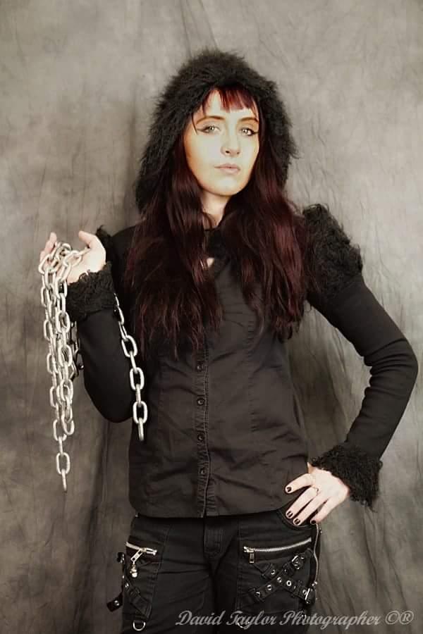 Chains! / Model Maretta Vergette / Uploaded 27th April 2017 @ 11:17 PM