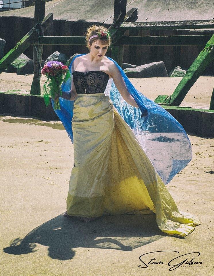 Fabric / Photography by steve duck, Model Maretta Vergette / Uploaded 1st July 2018 @ 04:30 PM