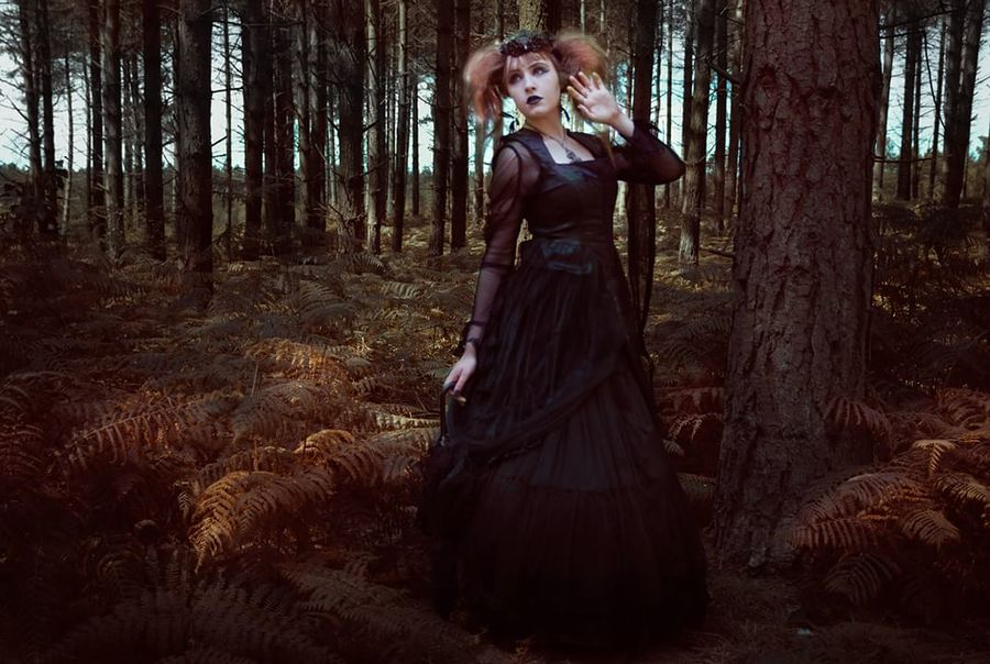The sound of silence / Photography by Ian Cooper Photo, Model Maretta Vergette / Uploaded 16th July 2018 @ 09:54 PM