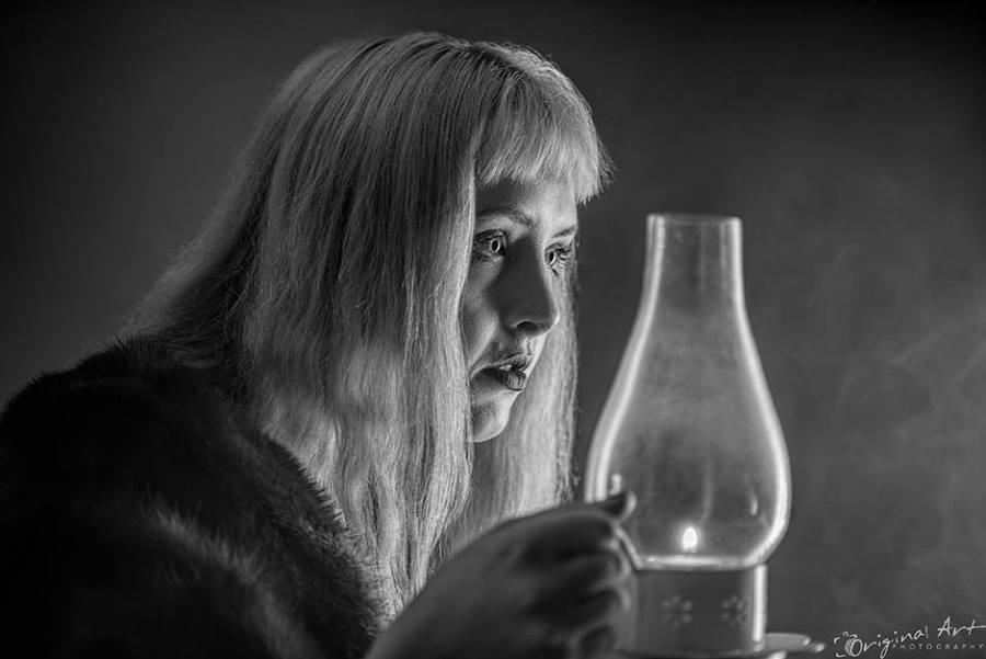 A different edit / Photography by Joe Lenton ASWPP, Model Maretta Vergette / Uploaded 14th October 2018 @ 07:48 PM