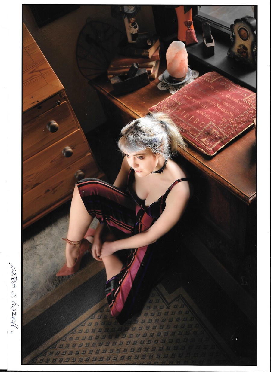 A different angle. / Model Maretta Vergette / Uploaded 9th February 2019 @ 09:18 AM