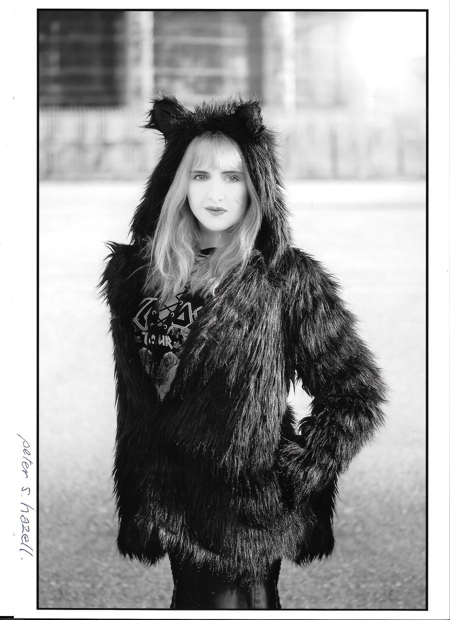 Causally standing around. / Model Maretta Vergette / Uploaded 28th August 2019 @ 08:49 AM