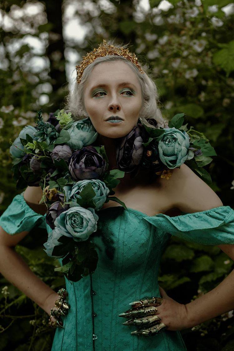 Queen of nature / Photography by Two, Model Maretta Vergette, Post processing by Two, Stylist Two / Uploaded 29th September 2019 @ 10:49 AM