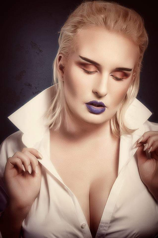 80's Fluidity / Photography by sherring, Model Shannie, Makeup by Adam Mark Williams / Uploaded 9th February 2020 @ 09:54 PM