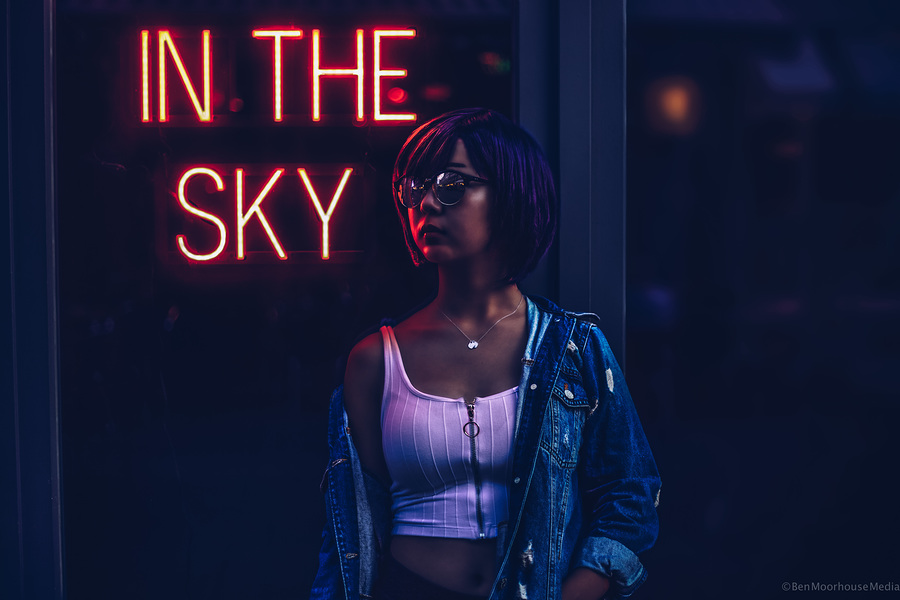 In the Sky 3 / Photography by Ben Moorhouse, Post processing by Ben Moorhouse / Uploaded 2nd August 2018 @ 05:22 PM