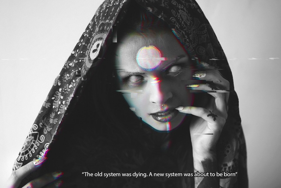 + SYSTEM + / Photography by Dark Odyssey, Makeup by RoosJames, Post processing by Dark Odyssey / Uploaded 14th May 2017 @ 09:49 PM