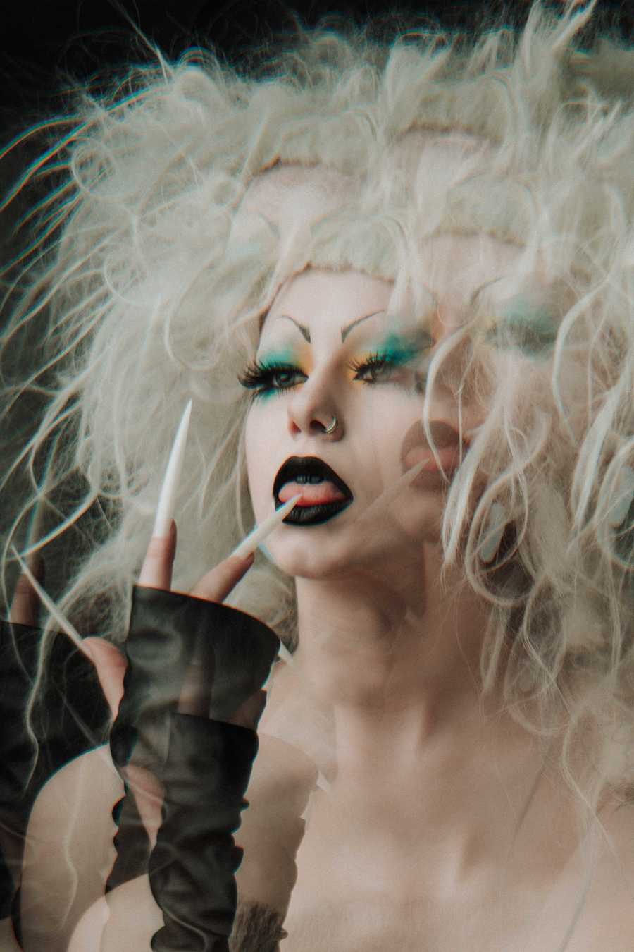 ABHORA / Photography by ShaziaHogarthPhotographer, Model RoosJames, Makeup by RoosJames, Post processing by ShaziaHogarthPhotographer, Stylist RoosJames / Uploaded 15th June 2018 @ 09:16 PM