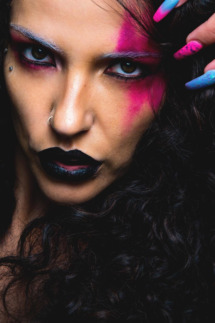 CHILLI / Makeup by RoosJames, Taken at Studio X / Uploaded 1st November 2018 @ 08:58 PM