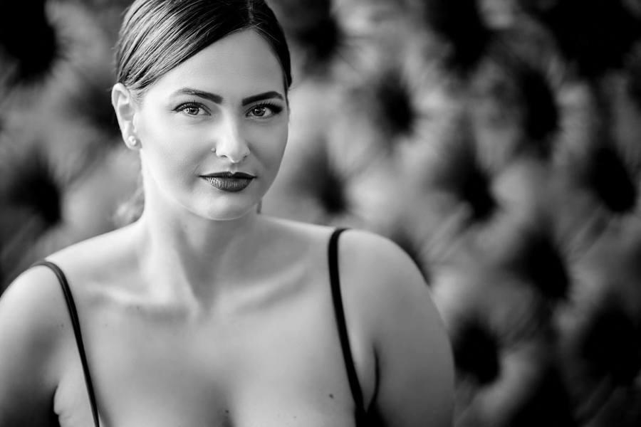 Face & bust portrait / Model Adela Lupse / Uploaded 12th September 2016 @ 02:11 PM