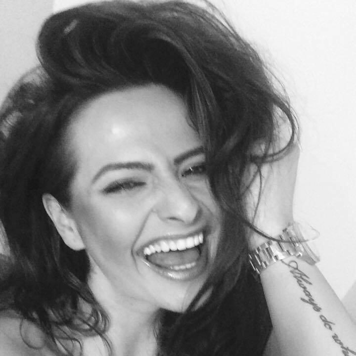 Full of laughter / Model Adela Lupse / Uploaded 12th September 2016 @ 02:12 PM