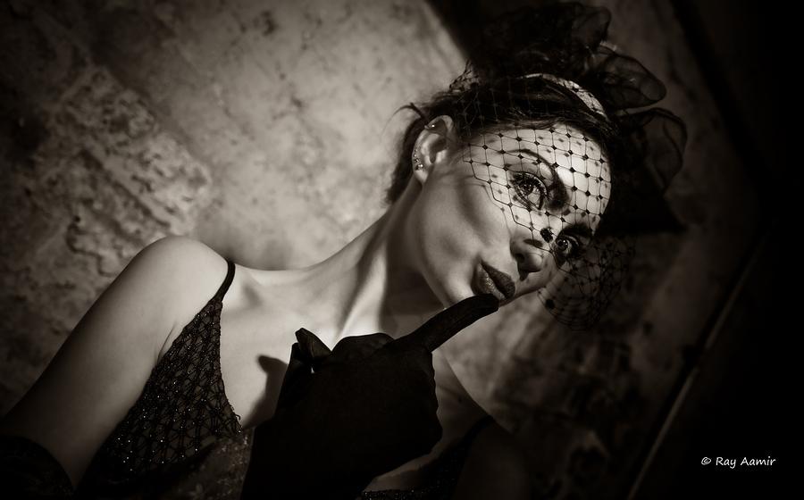 Film Noir / Model Juliana Damson / Uploaded 12th September 2016 @ 11:53 PM
