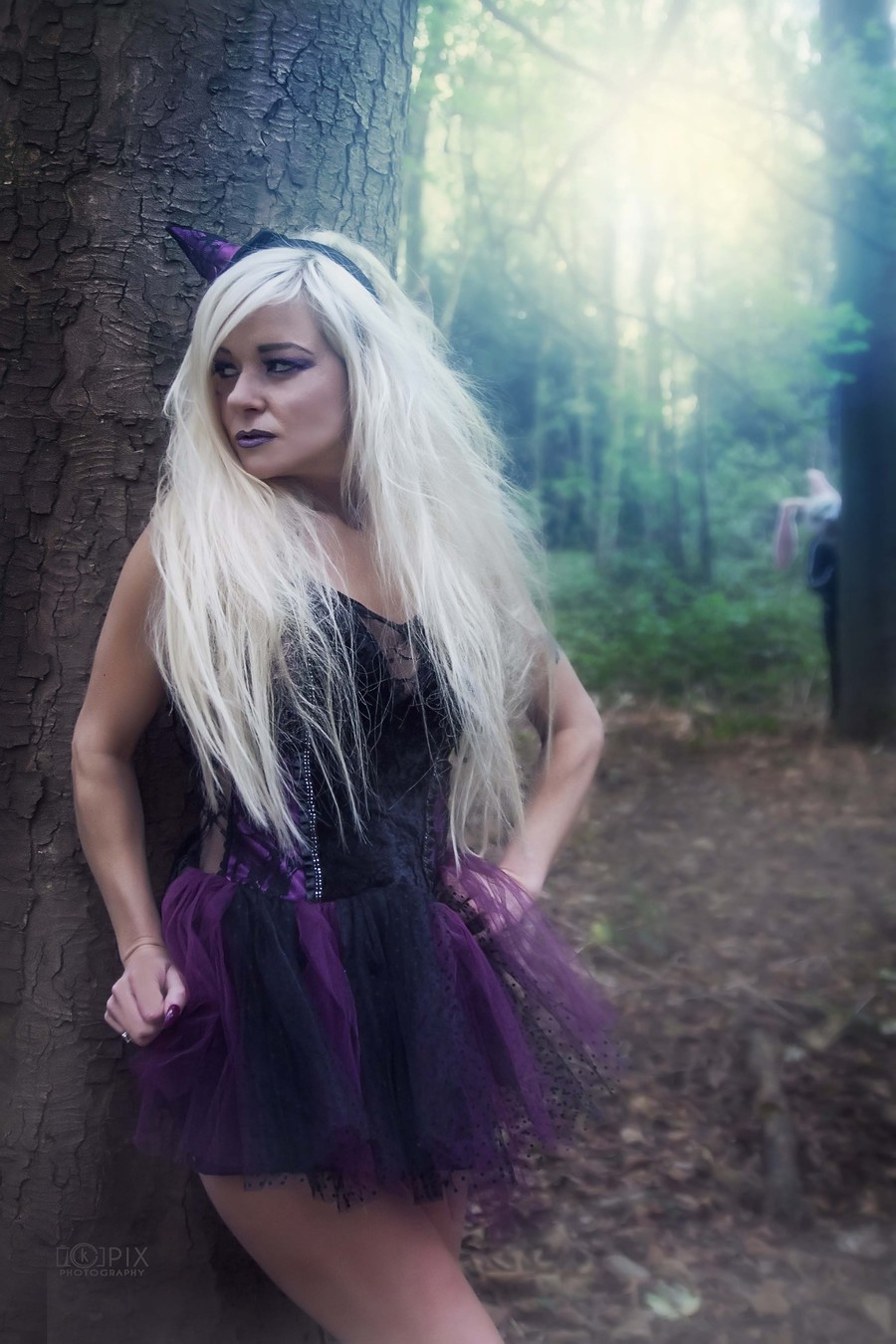 in the woods / Photography by kpix photography / koro, Model Valerie Haley / Uploaded 9th November 2016 @ 06:40 PM