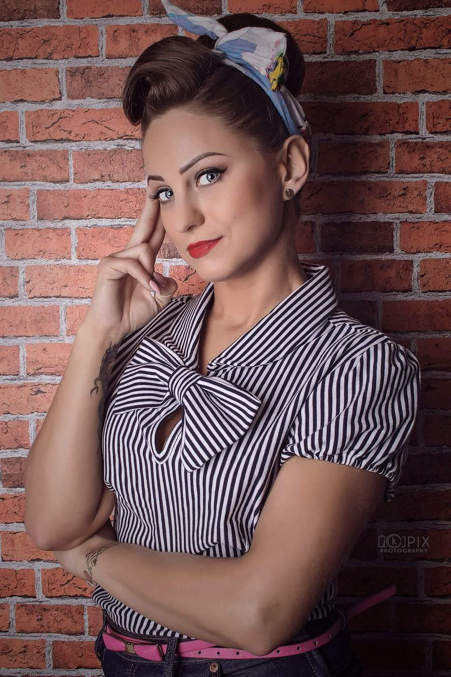 Pinup Girl / Photography by kpix photography / koro / Uploaded 21st March 2017 @ 03:16 PM