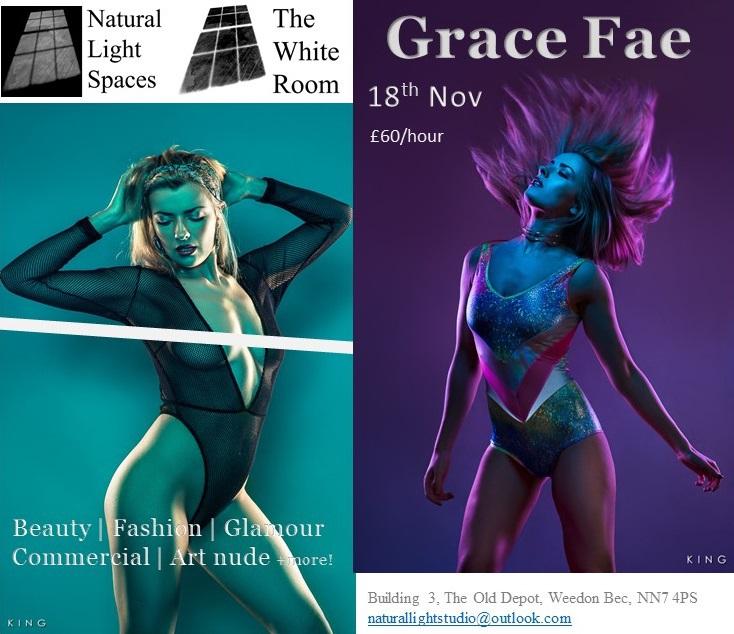 Grace Fae flyer