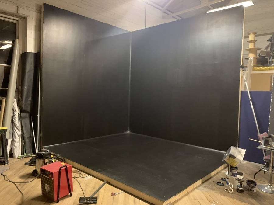 The New Black Alcove / Photography by JTD-Photography, Taken at Natural Light Spaces / Uploaded 14th October 2019 @ 08:08 PM