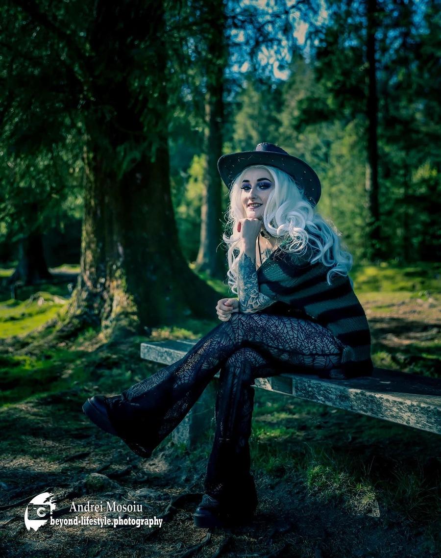 Spooky season is here! / Photography by BeyondLifestyle, Model Jade Alexandra Model, Makeup by Jade Alexandra Model / Uploaded 27th September 2020 @ 12:35 AM