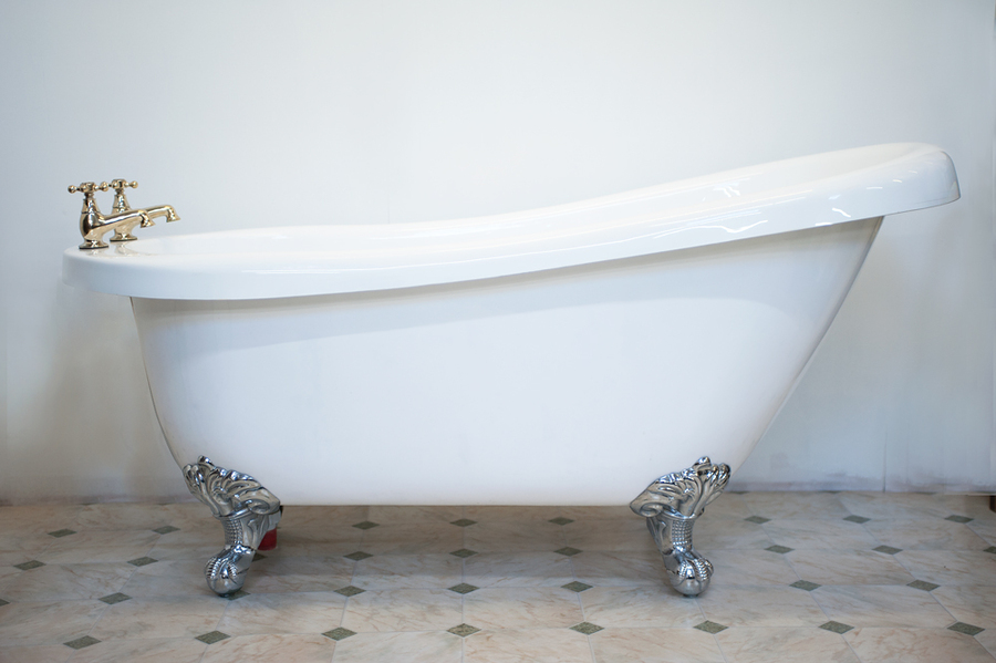 Slipper bath / Taken at Full Moon Studio / Uploaded 4th June 2013 @ 09:58 AM