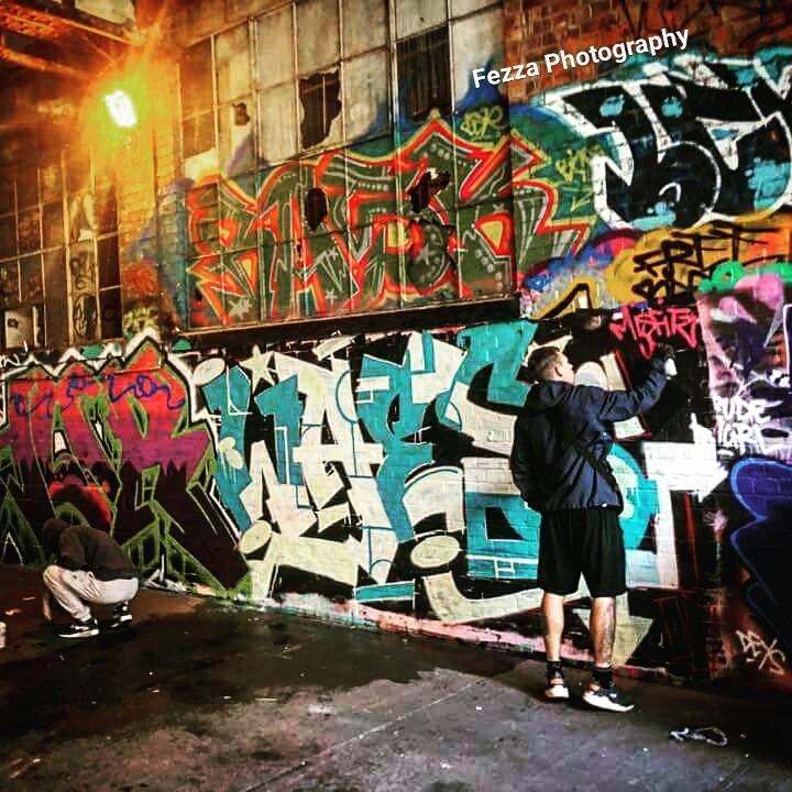 Graffiti shoot /  / Uploaded 3rd October 2016 @ 09:00 PM