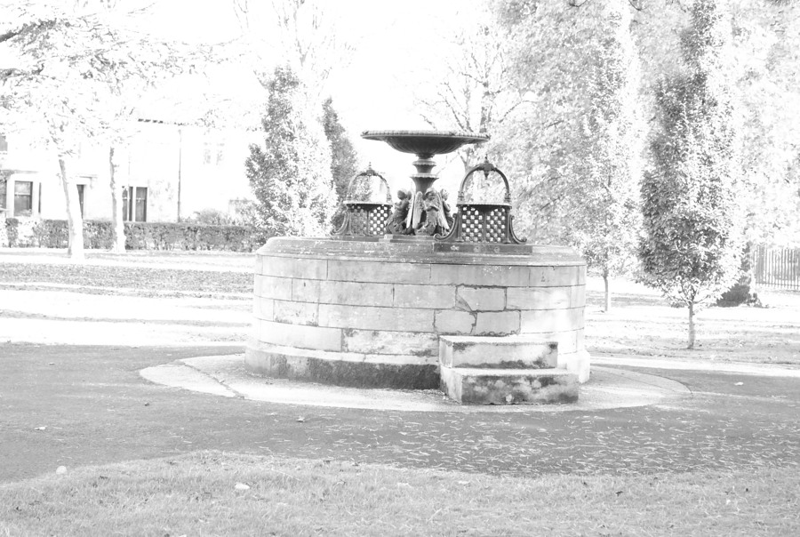 public park water fountain / Photography by angusa / Uploaded 23rd October 2016 @ 03:22 PM