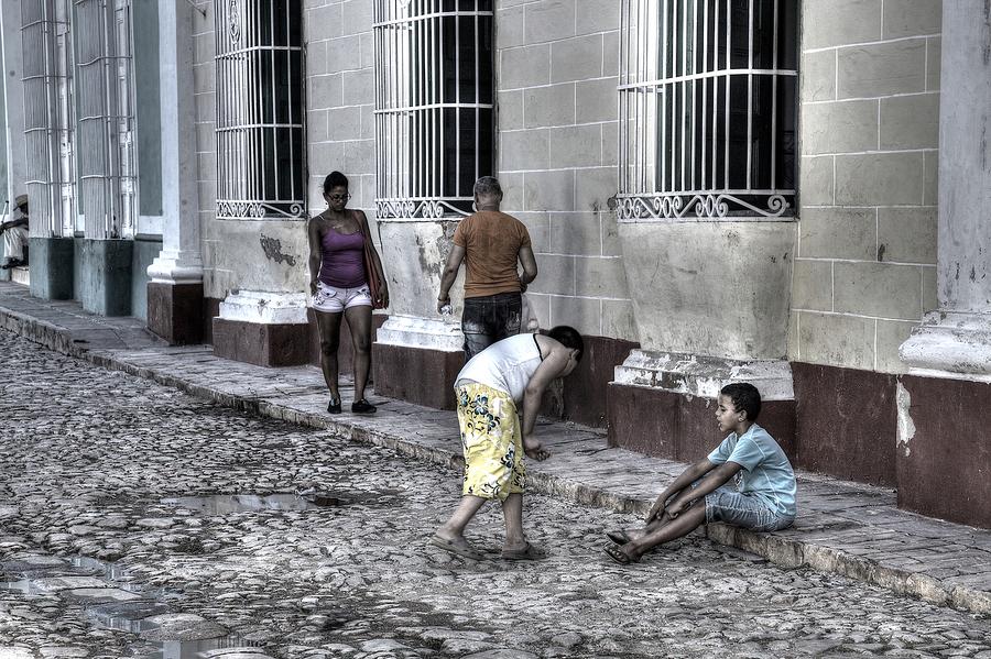 Street Scene (Havana, Cuba) /  / Uploaded 6th October 2016 @ 08:48 PM